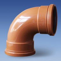 uPVC Rubber Ring / Push Fit Underground Sewer Fittings